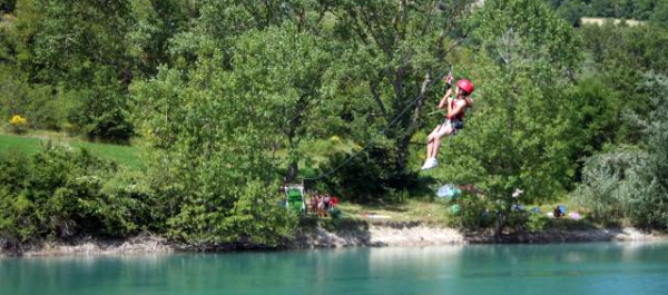 Adventure Park Lake Fiastra